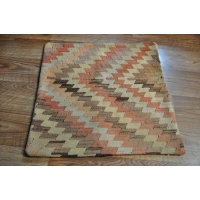 Kilim Cushion Cover, 60cm - 1816