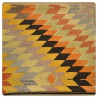 Kilim Cushion Cover, 60cm - 1701