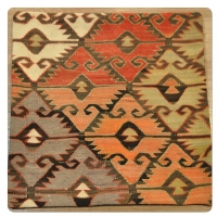 Kilim Cushion Cover, 60cm - 1702