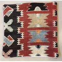 Kilim Cushion Cover, 40cm - 1903