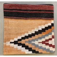 Kilim Cushion Cover, 40cm - 1904