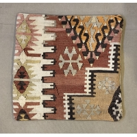 Kilim Cushion Cover, 40cm - 1905