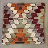 Kilim Cushion Cover, 40cm - 1906