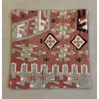 Kilim Cushion Cover, 40cm - 1911