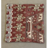Kilim Cushion Cover, 40cm - 1912