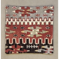 Kilim Cushion Cover, 40cm - 1915