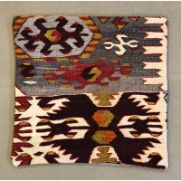 Kilim Cushion Cover, 40cm - 1923