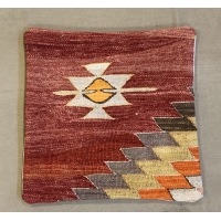 Kilim Cushion Cover, 40cm - 1924
