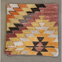 Kilim Cushion Cover, 40cm - 1925