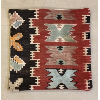 Kilim Cushion Cover, 40cm - 1926