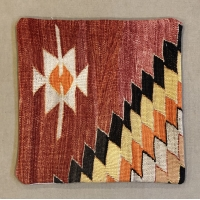 Kilim Cushion Cover, 40cm - 1928