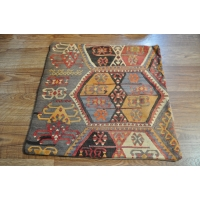 Kilim Cushion Cover, 60cm - 0589