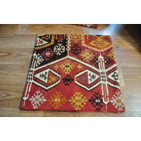 Kilim Cushion Cover, 60cm - 591