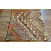 Kilim Cushion Cover, 60cm - 601