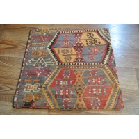 Kilim Cushion Cover, 60cm - 0618