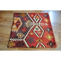 Kilim Cushion Cover, 60cm - 0621