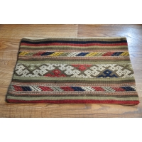 Kilim Cushion Cover, Lumbar -1803