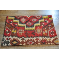 Kilim Cushion Cover, Lumbar -1811