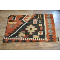 Kilim Cushion Cover, Lumbar -1812