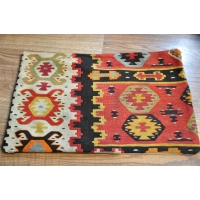 Kilim Cushion Cover, Lumbar -1813
