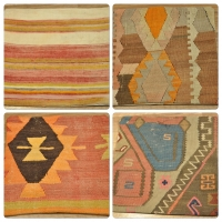 Kilim Cushion Covers, 40cm - 02