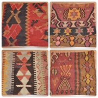 Kilim Cushion Covers, 40cm - 10