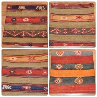 Kilim Cushion Covers, 40cm - 13