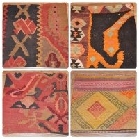 Kilim Cushion Covers, 40cm - 14