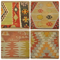 Kilim Cushion Covers, 40cm - 03