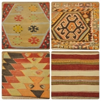 Kilim Cushion Covers, 40cm - 04