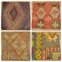 Kilim Cushion Covers, 40cm - 06