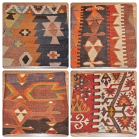 Kilim Cushion Covers, 40cm - 08