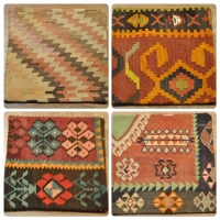 Kilim Cushion Covers. 50cm - 01