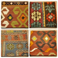 Kilim Cushion Covers. 50cm - 02