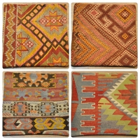 Kilim Cushion Covers. 50cm - 04