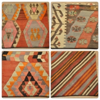 Kilim Cushion Covers. 50cm - 06
