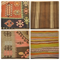 Kilim Cushion Covers. 50cm - 08