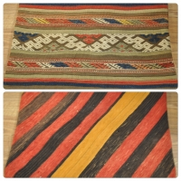 Kilim Cushion Covers, Lumbar -10
