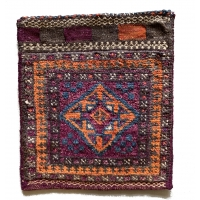 Afghan Balouch Saddle Bag, 2706