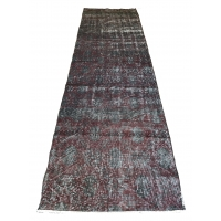 Overdyed Vintage Runner, 2738