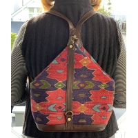 Backpac, Back View