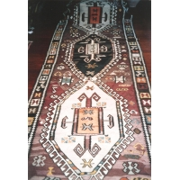 Turkish Kilim Rug, 1694. SALE