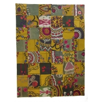 Antique Suzani Patchwork Quilt, 2128
