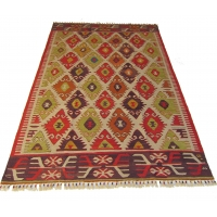 Turkish Kilim Rug, 2243