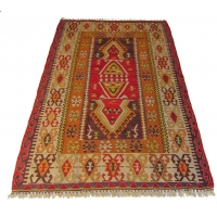 Turkish Kilim Rug, 2246