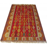Turkish Kilim Rug, 2247