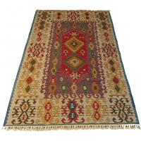 Turkish Kilim Rug, 2249