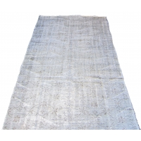 Overdyed Vintage Rug, 2294