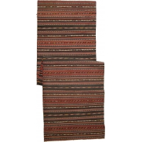 Anatolian Semi-old  Kilim Runner, 1982