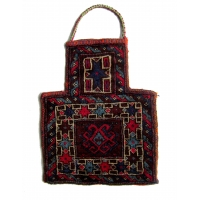 Afghan Salt Bag, 2189